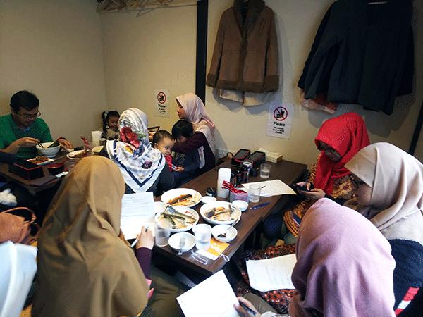 ムスリム試食会
