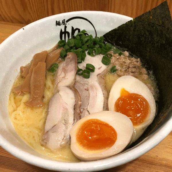 特製鶏白湯麺 ¥1,080円