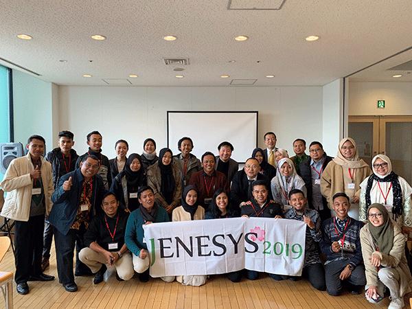 JENESYS 2019 INDONESIA 18陣