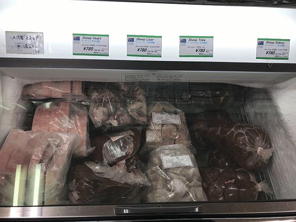 ハラルの肉