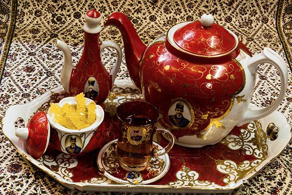 ペルシャンチャイ(※砂糖は角砂糖になります)