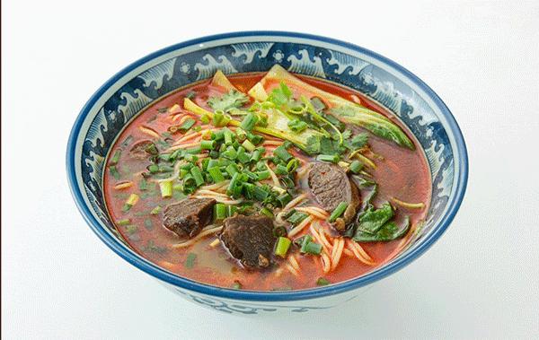 蒸し煮牛肉麺 980円