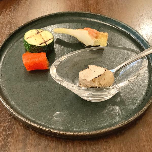 日替わりの前菜