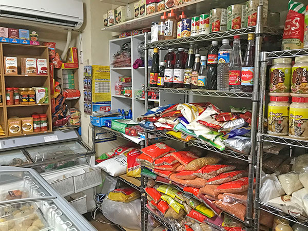 RAHMANIA HALAL FOOD SHOP(南大塚3-40-8大久保商事ビル1F)