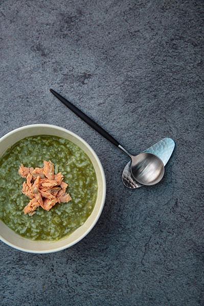 無農薬米で作る美腸粥