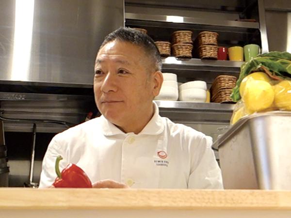東京冷麺プロデューサーであり代表取締役社長 調子吉之さん