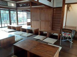 こちらの別室がレンタルスペースとなっていて、様々なワークショップなどが行われています。