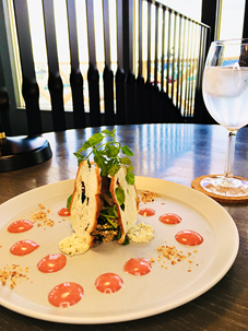 appetizer A キヌアパテ&ツリーサラダ
