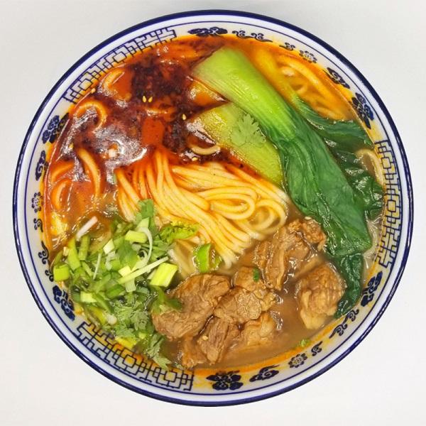 煮込み牛肉麺
