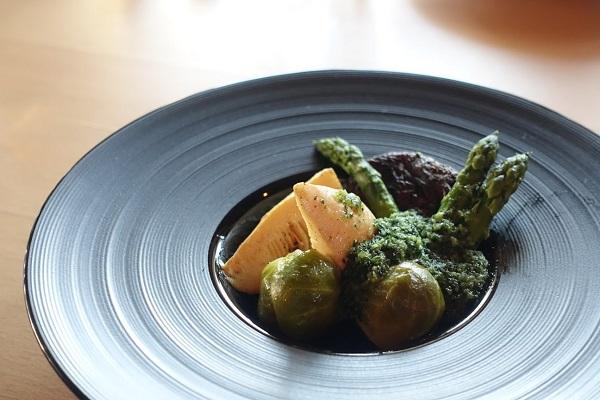 季節の野菜を活用した栄養満点なお料理