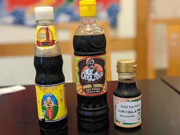 ハラール対応調味料
