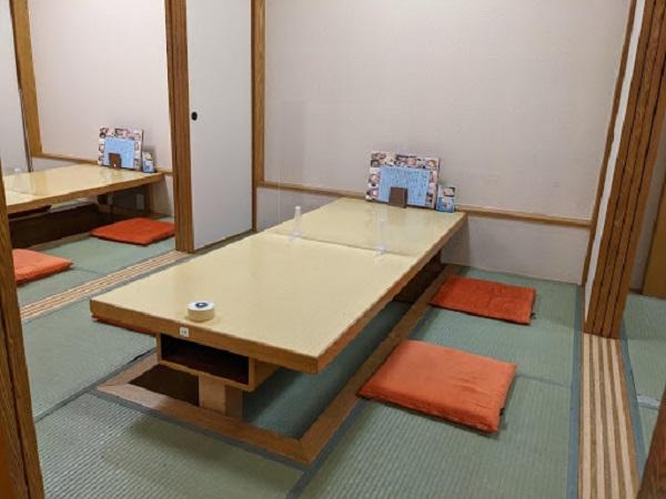 座敷/個室